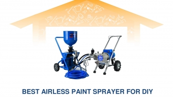 Best Airless Paint Sprayer And Best Option for DIY-Top Picks For Airless