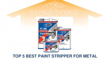 Expert's Guide to The Pros & Cons of Top 5 Best Paint Stripper for Metal